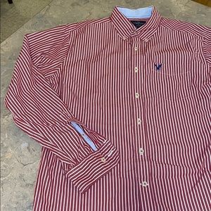 American Eagle Mens Button Down